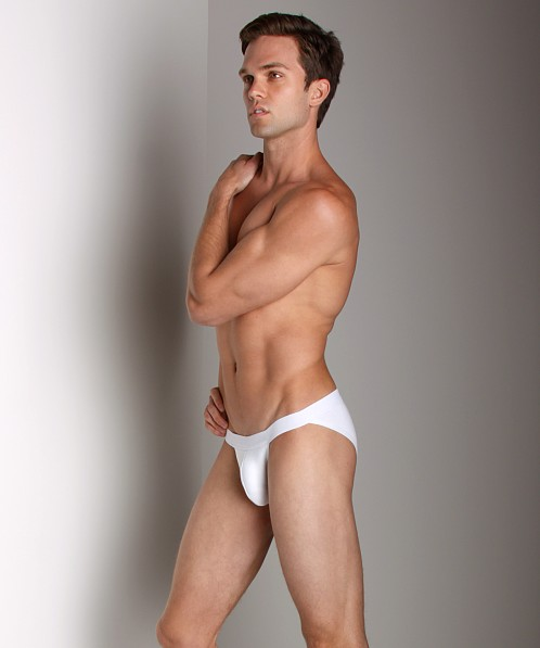 Activeman 3-D Pouch Support Brief White