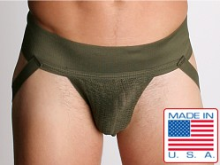 ActiveMan Jockstrap Army Green