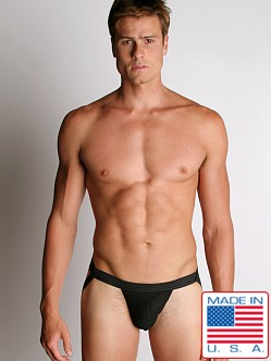 ActiveMan Swimmer Jockstrap Black