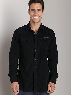 Diesel Scarl-R Long Sleeve Shirt Black