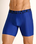 "Under Armour Tech 6"" Boxerjock 3-Pack Academy/Mod Gray/Royal, view 3"