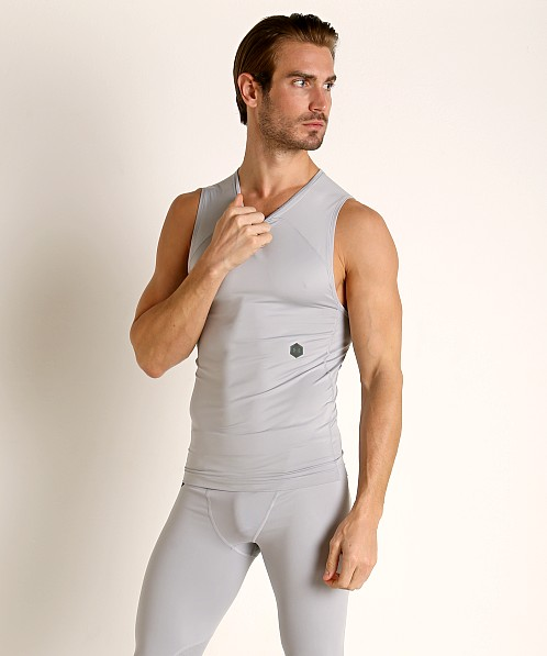 Under Armour Rush Compression Tank Top Mod Gray