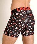 "Under Armour Tech Mesh Front 6"" Boxerjock Print, view 4"