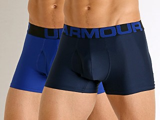 "You may also like: Under Armour Tech Mesh Front 3"" Boxerjock 2-Pack Royal/Academy"