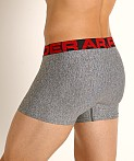 "Under Armour Tech Mesh Front 3"" Boxerjock 2-Pack Greys, view 4"