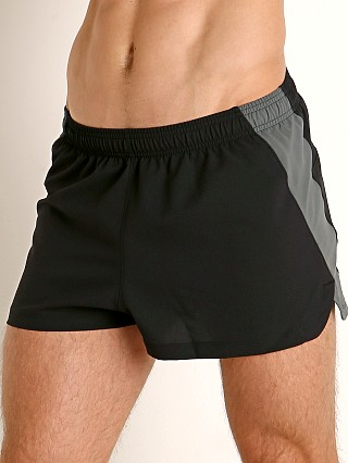 Under Armour Launch 2'' Running Short Black/Pitch Gray