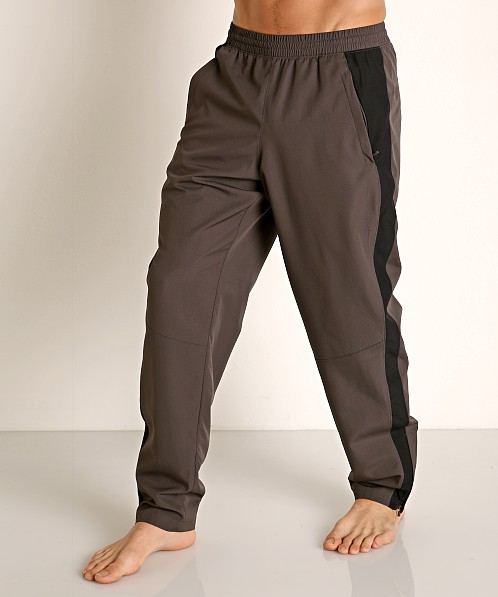 Under Armour Sportstyle Woven Pant Charcoal
