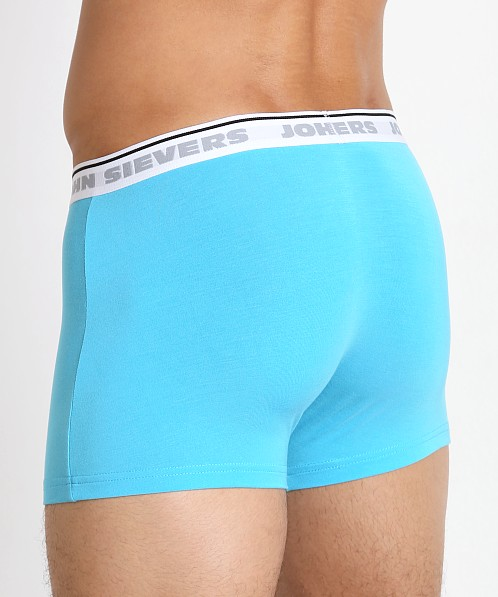 John Sievers Natural Pouch Boxer Briefs Lagoon