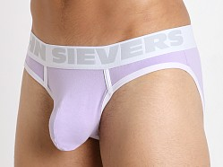 John Sievers Cotton Natural Pouch Brief Lilac