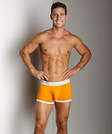 John Sievers Cotton Natural Pouch Boxer Brief Marigold, view 2