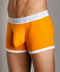 John Sievers Cotton Natural Pouch Boxer Brief Marigold, view 3