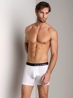 Calvin Klein Bold Cotton Boxer Brief White