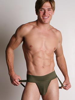 ActiveMan 3-Way Jockstrap Army