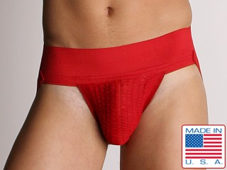 ActiveMan 3-Way Jockstrap Red