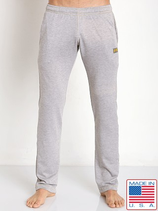 N2N Bodywear Basic Gym Sweatpant Heather