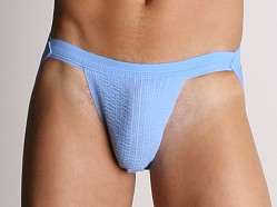 ActiveMan 3-Way Swimmer Jockstrap Baby Blue