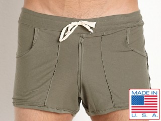 N2N Bodywear Beach Bum Short Olive