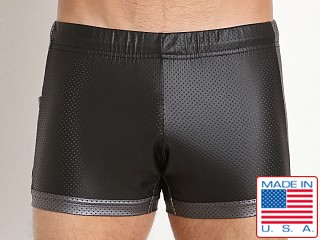 N2N Bodywear Mercury Sport Short Black