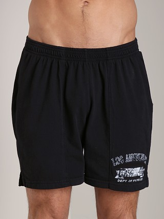 You may also like: LASC Logo Cotton Gym Short Black