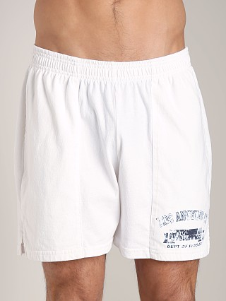 You may also like: LASC Logo Cotton Gym Short White