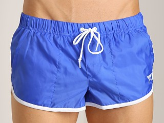 Complete the look: LASC Brazilian Cut Nylon Trunk Royal