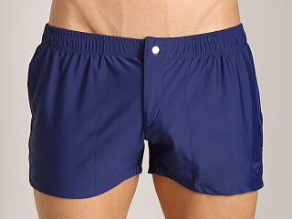 You may also like: LASC Solid Nylon Swim Trunk Navy