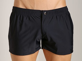 You may also like: LASC Solid Nylon Swim Trunk Black