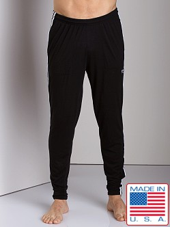 LASC Gymnast Pant Black/White