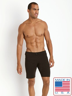 Go Softwear 100% Cotton Cut-Off Short Black