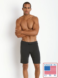 Go Softwear 100% Cotton Cut-Off Short Charcoal