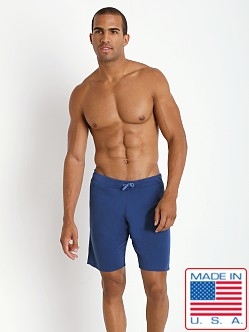 Go Softwear 100% Cotton Cut-Off Short Cadet