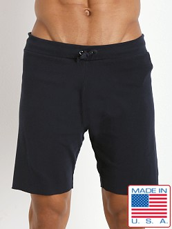 Go Softwear 100% Cotton Cut-Off Short Navy
