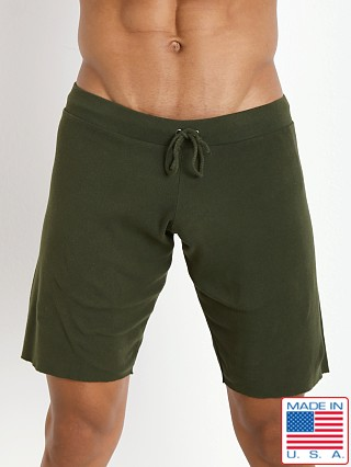 Go Softwear 100% Cotton Cut-Off Short Olive