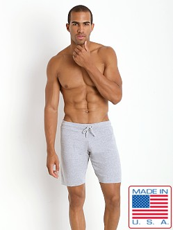 Go Softwear 100% Cotton Cut-Off Short Heather
