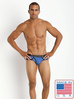 Go Softwear Fusion Brief Royal/Black
