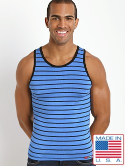 Go Softwear Fusion Tank Top Royal/Black