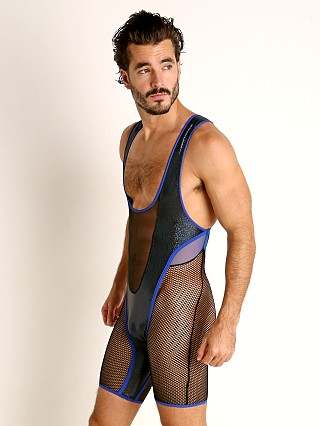 You may also like: Marco Marco Vega Mesh Singlet Black/Blue