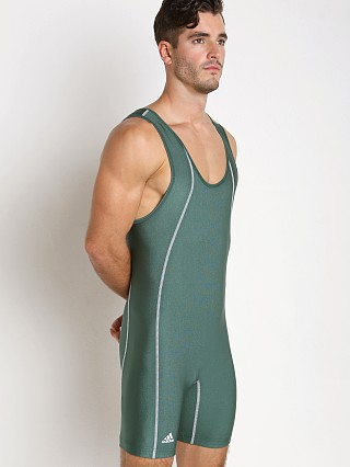 Adidas Side Panel Singlet Hunter