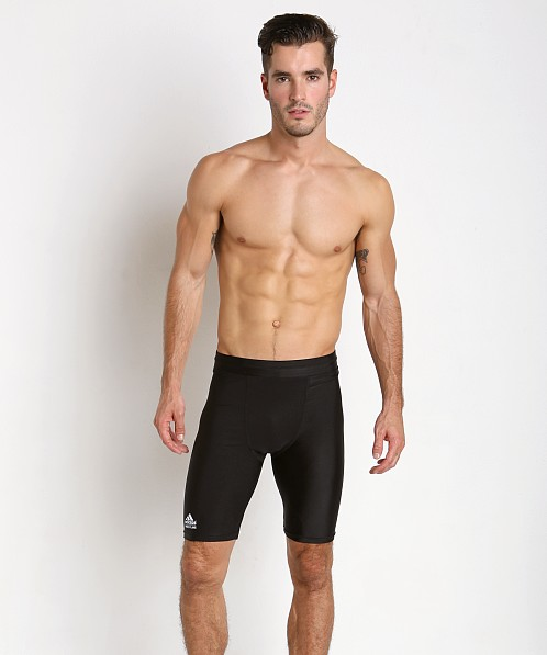 Adidas Wrestling Compression Short Black