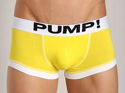 Pump Brightlife Boxer Yellow