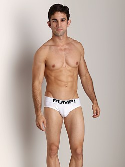 Pump Touchdown Classic Brief White