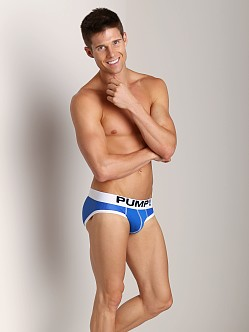 Pump Touchdown Sky Brief