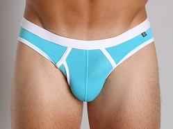 Tulio Slinky C-Ring Boy Brief Turquoise