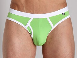 Tulio Slinky C-Ring Boy Brief Lime