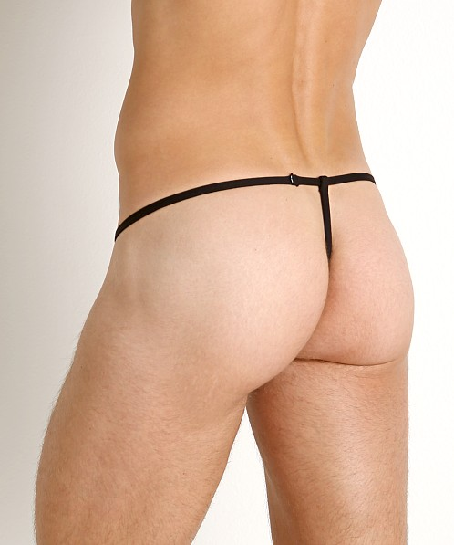 Cocksox Enhancer Slingshot G-String Jet Black