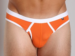Tulio Slinky C-Ring Boy Brief Orange