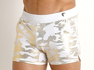 You may also like: Modus Vivendi Glitter Line Swim Short White/Gold