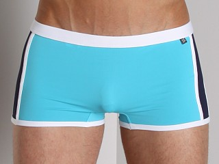 You may also like: Tulio Elevator Pouch Trunk Turquoise
