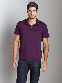 Splendid Mills Always Polo Shirt Juniper
