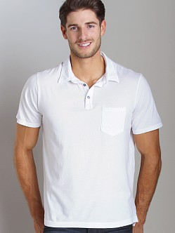 Splendid Mills Always Polo Shirt White